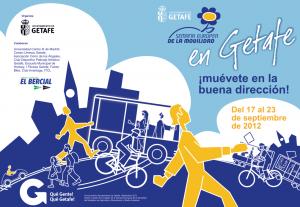 Ayuntamiento Getafe – Semana movilidad 2012