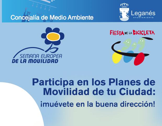 Ayuntamiento Leganés – Semana movilidad 2012